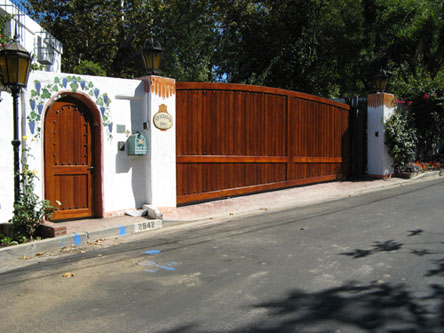 Home Driveway Gates Design Ideas Pictures Remodel And