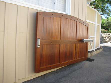 Custom Wood Gates Joy Studio Design Gallery Best Design